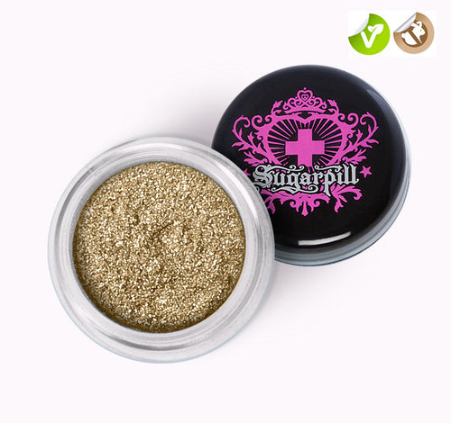 Sugarpill Chromalust Loose Eyeshadow Goldilux