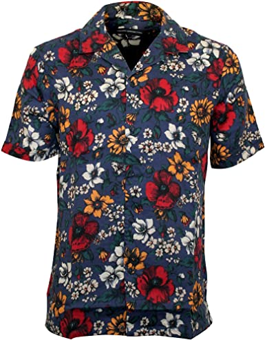 Do's and Don'ts Of Wearing Men's Floral Shirts.