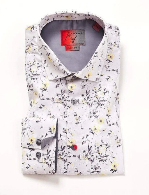 Why are printed shirts for men in the fashion trend?