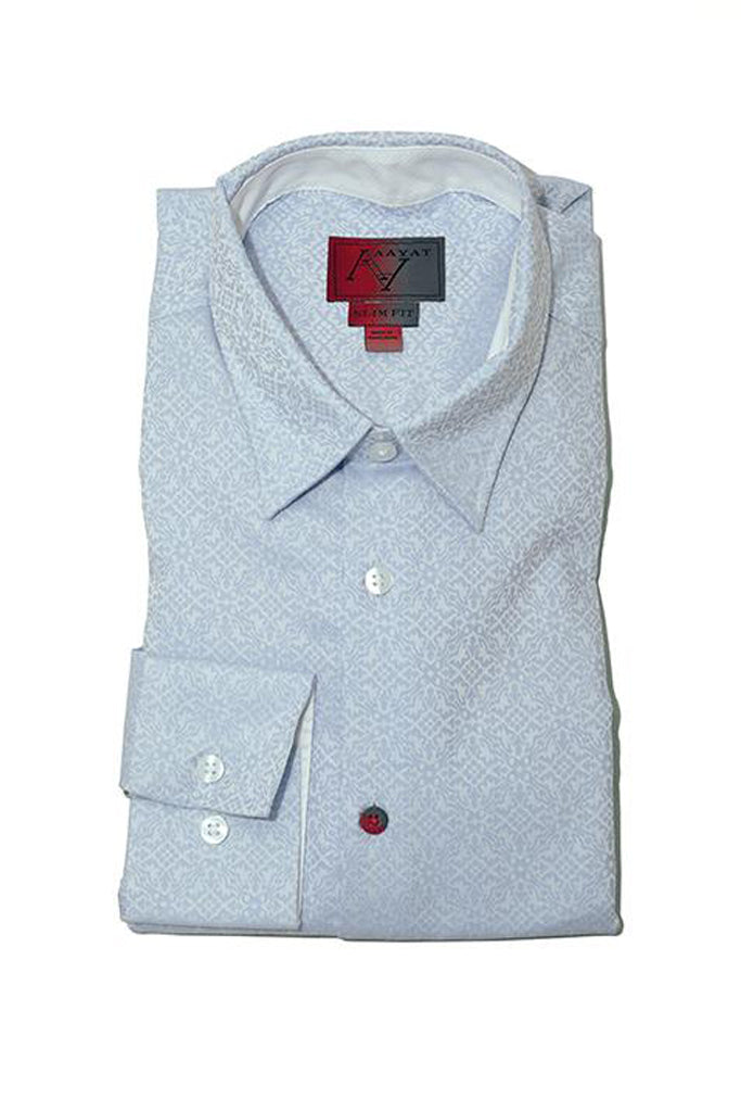 MENS SHIRT IN POINT COLLAR IBIZA