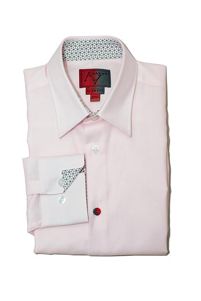PINK DESIGNER SHIRT MARRAKESH