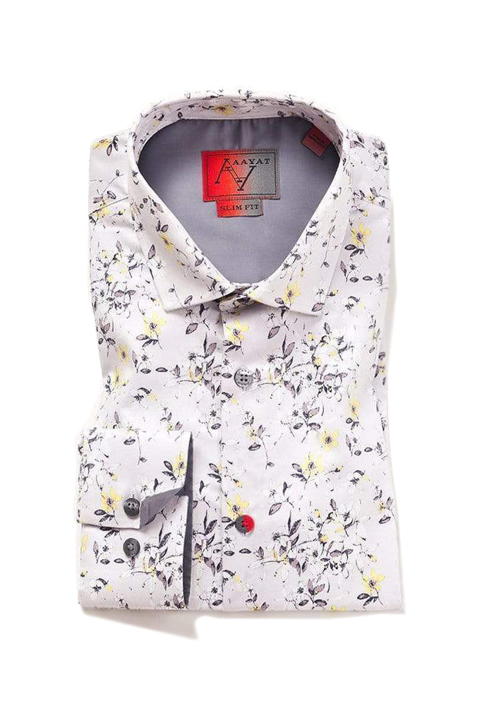 PRINTED BUTTON UP SHIRTS MONTPELLIER