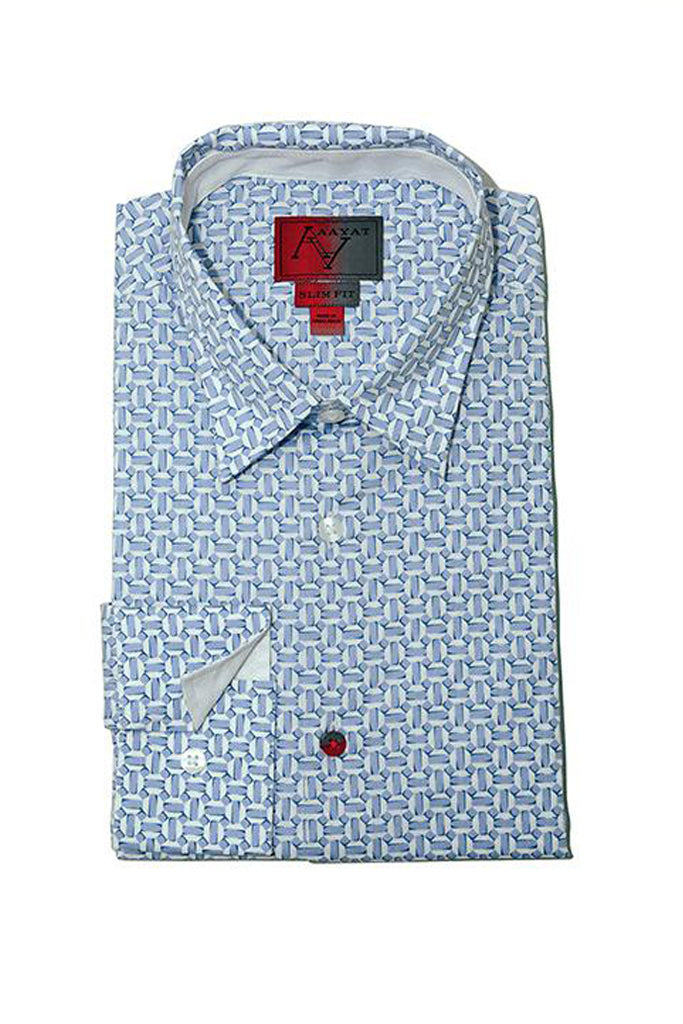WRINKLE FREE SHIRTS POINT COLLAR TANGIER