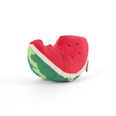 PLAY Tropical Paradise Watermelon Dog Toy