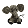 Pet Flys Knit Knacks Bubbles the Baby Elephant
