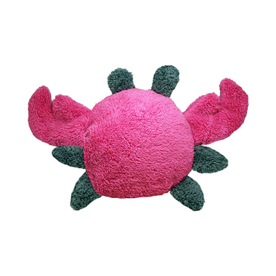 Cycle Dog Duraplush Crab Toy