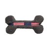 Cycle Dog Duraplush Stars & Stripes Bone Toy