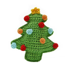 Pawer Squeaky Christmas Tree Toy