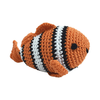 Pawer Squeaky Clown Fish Toy