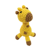 Pawer Squeaky Giraffe Toy