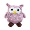 Pawer Squeaky Owl Toy