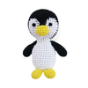 Pawer Squeaky Penguin Doll Toy