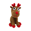 Pawer Squeaky Reindeer Toy
