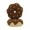Hip Doggie Chocolate Donut Toy