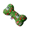 Mirage Christmas Dogs Bone Toy