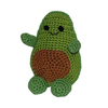 Pet Flys Knit Knacks Avocado Toy