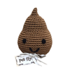 Pet Flys Knit Knacks Doodie The Poo Toy
