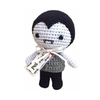 Pet Flys Knit Knacks Dracula Toy