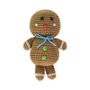 Pet Flys Knit Knacks Ginger The Man Toy