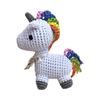 Pet Flys Knit Knacks Mystic The Magic Unicorn Toy