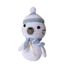 Pet Flys Knit Knacks Sammy The Seal Toy