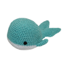Pet Flys Knit Knacks Whale Toy
