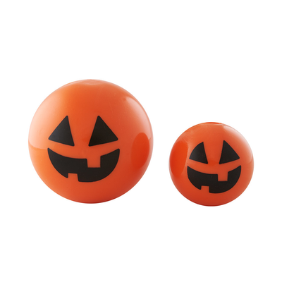 Planet Dog Orbee Tuff Jack-O'-Lantern Ball Toy
