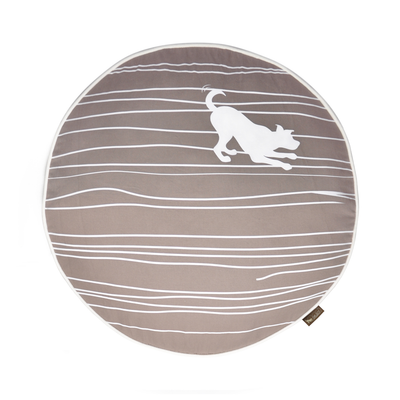 P.L.A.Y. Dog On Wire Round Bed