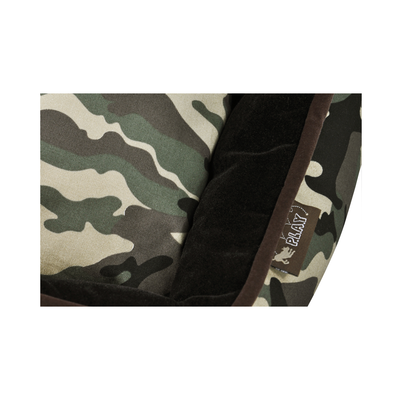 P.L.A.Y. Camouflage Lounge Bed