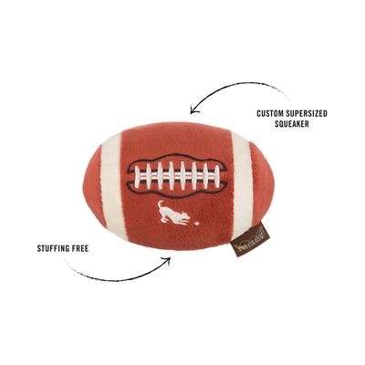 P.L.A.Y. Back To School Fido's Football Toy