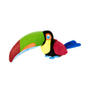 P.L.A.Y. Fetching Flock Tito The Toucan Toy