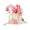P.L.A.Y. Holiday Classic Cheerful Candy Canes Toy