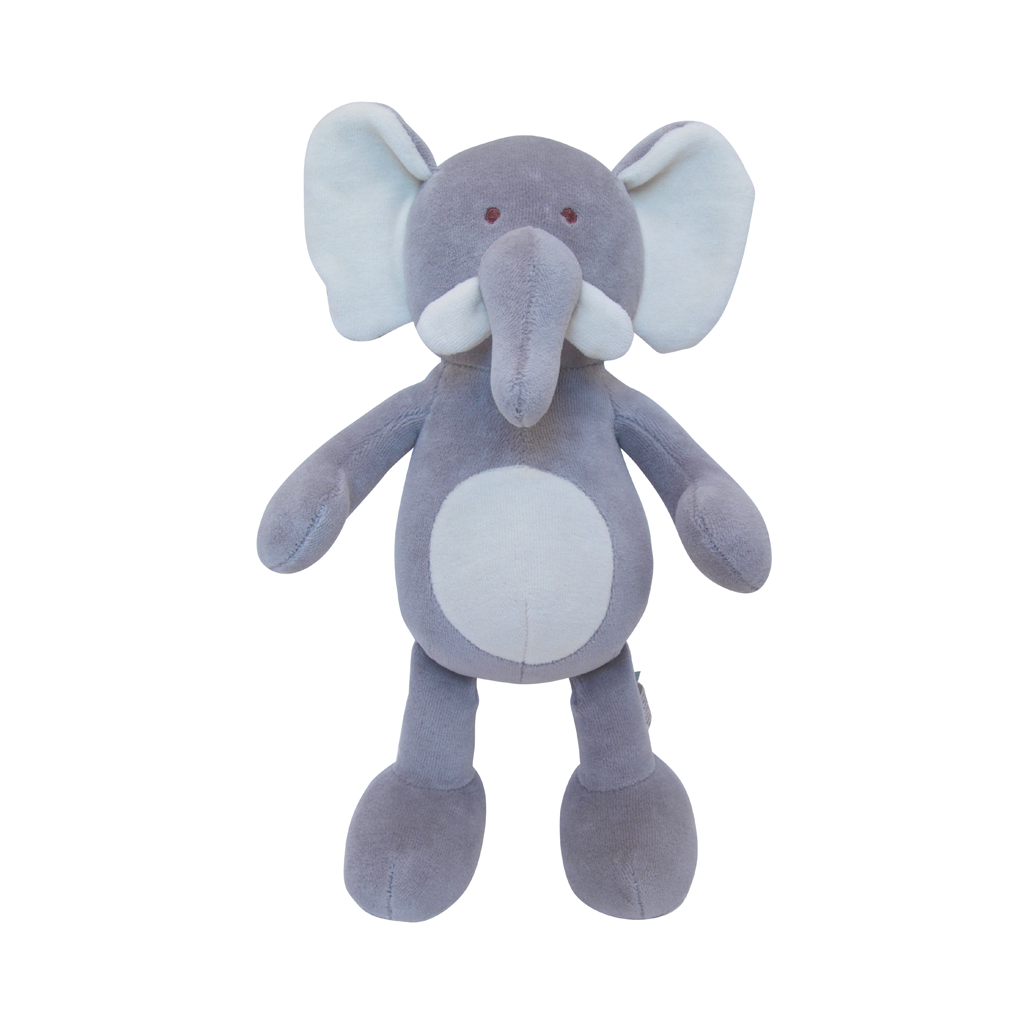 Simply Fido Ellie Elephant Toy Organic Pet Boutique
