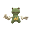 Simply Fido Little Charles Frog Toy