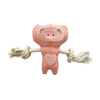 Simply Fido Little Pixie Pig Toy