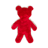 West Paw Holiday Bear Toy