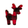 West Paw Ruff-N-Tuff Reindeer Toy