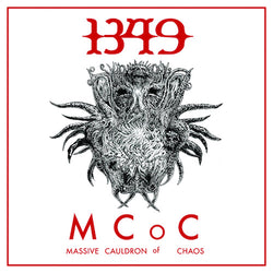 1349 - Massive Cauldron Of Chaos (LP)