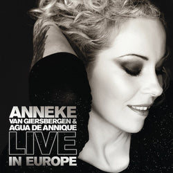ANNEKE VAN GIERSBERGEN - Live In Europe (2LP)