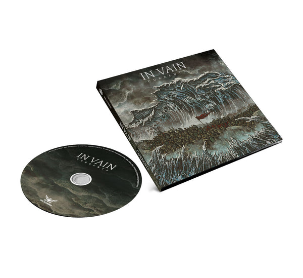 IN VAIN - Currents (CD in 4pg Digipak)