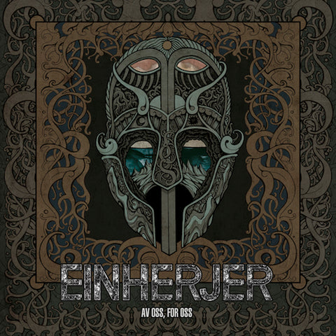 EINHERJER - Av Oss, For Oss (LP)