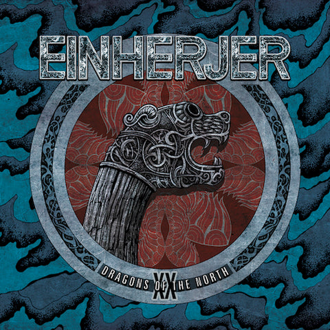 EINHERJER - Dragons Of The North (LP)