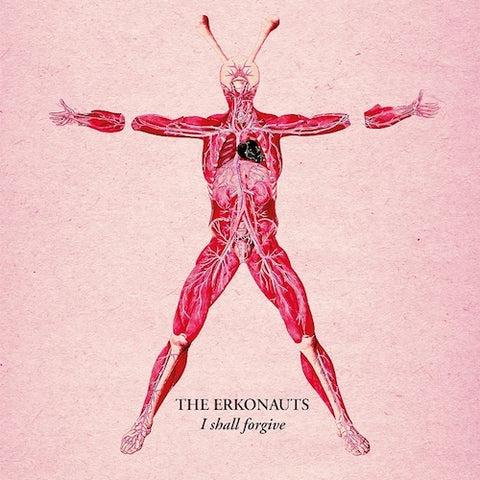 THE ERKONAUTS - I Shall Forgive (LP Red and Bone Spots)