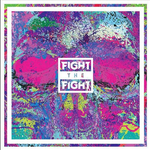 FIGHT THE FIGHT - Fight The Fight (LP Splatter)