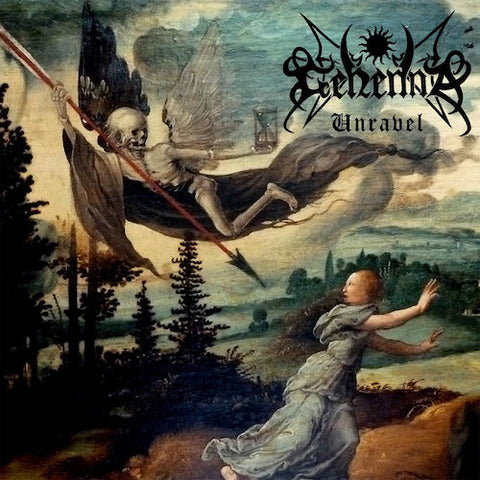 GEHENNA - Unravel (CD)