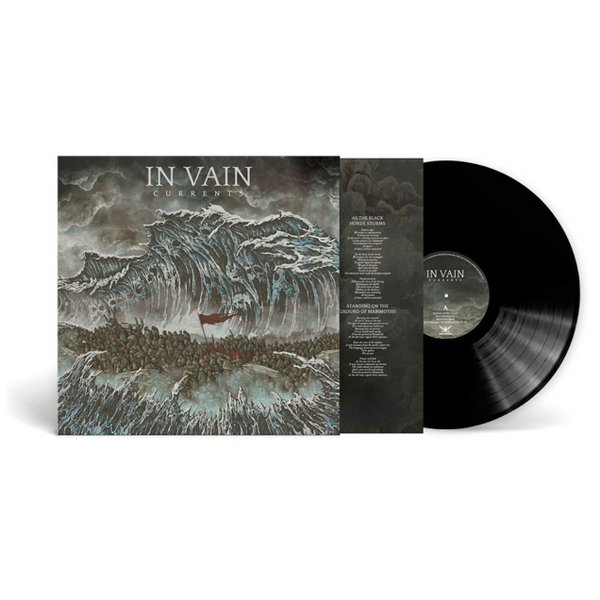 IN VAIN - Currents (LP)