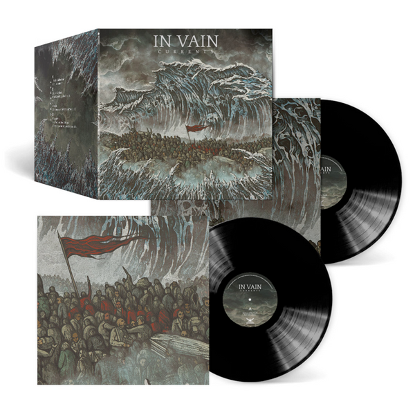 IN VAIN - Currents (Ltd. Edition 2LP with poster and bonus tracks)