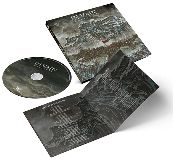 IN VAIN - Currents (Ltd. Ed. CD w/bonus tracks)