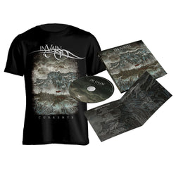 IN VAIN - Currents (Ltd. Ed. CD w/bonus tracks+T-Shirt)