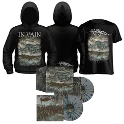 IN VAIN - Currents (Ltd. Ed. 2LP w/bonus tracks+TS+Zip Hoodie)